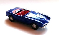 BMW 507 Cabriolet (1956) Wiking 1/87