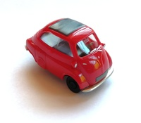 BMW Isetta 3-Rad Wiking 1/87