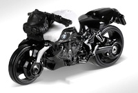 BMW K1300R -Motos- (2009) Hot Wheels 1/64