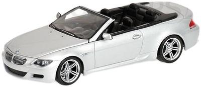 BMW M6 Cabriolet -E64- (2006) Minichamps 1/43