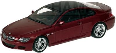 BMW M6 Coupé -E63- (2006) Minichamps 1/43
