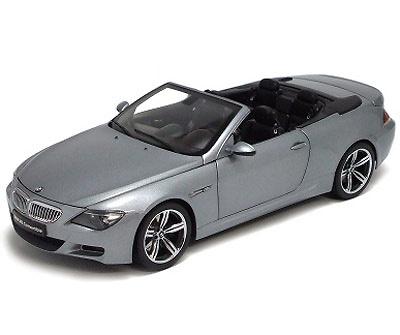 BMW M6 Roadster -E64- (2006) Kyosho 1/18