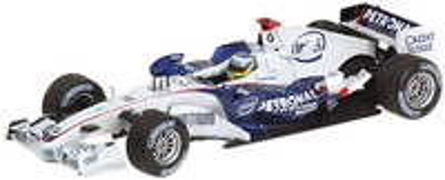 "BMW Sauber F1.06 ""GP. Brasil"" nº 16 Nick Heidfeld (2006) Minichamps 1/43"