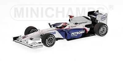 BMW Sauber F1.09 nº 5 Robert Kubica (2009) Minichamps 1/43