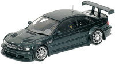 "BMW Serie 3 -E46- M3 GTR ""Calle"" (2001) Minichamps 1/43"