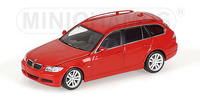 BMW Serie 3 Touring -E91- (2005) Minichamps 1/43