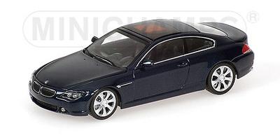 BMW Serie 6 Coupé -E63- (2006) Minichamps 1/43