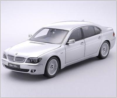 BMW Serie 7 -E66- Largo Kyosho 1/18