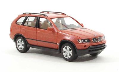BMW X5 4.4i -E53- (2000) Herpa 1/87