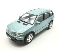 BMW X5 -E53- (2000) Cararama 1/43