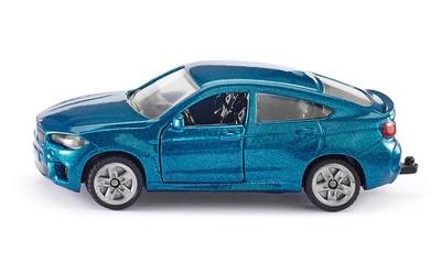 BMW X6 M Siku 1/55