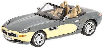 BMW Z8 Roadster -E52- (2008) Minichamps 1/43