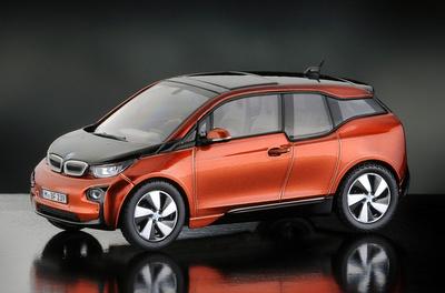 BMW i3 (2013) iScale 1/43