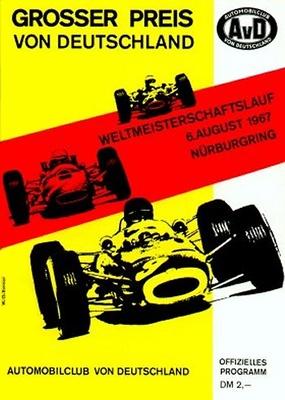 """BRM P115 """"GP. Alemania"""" nº 11 Jackie Stewart (1967) Spark 1:43"""