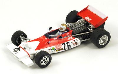 """BRM P153 """"GP Bélgica"""" nº 26 Vern Schuppan (1972) Spark 1/43"""