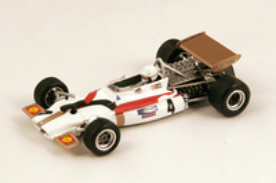 "BRM P153 ""GP. Francia"" nº 4 George Eaton (1970) Spark 1:43"