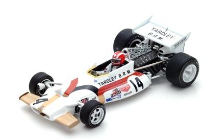 "BRM P160 ""GP. Mónaco"" 1971 nº 14 Joseph Siffert (1971) Spark 1:43"