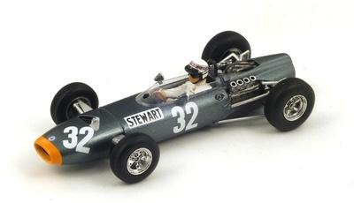 "BRM P261 ""1º GP. Italia"" nº 32 Jackie Stewart (1965) Spark 1:43"