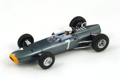 """BRM P261 """"2º  GP. Mónaco"""" nº 7 Richie Ginther (1964) Spark 1:43"""