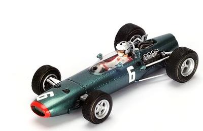 "BRM P261 ""GP. Mónaco"" 1967 nº 6 Piers Courage (1967) Spark 1:43"