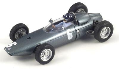 """BRM P57 """"1º GP. Mónaco"""" nº 6 Graham Hill (1963) Spark 1/43"""