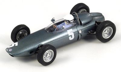 """BRM P57 """"2º GP. Mónaco"""" nº 5 Richie Ginther (1963) Spark 1/43"""