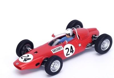 """BRM P57 """"8º GP. Alemania"""" nº 24 Masten Gregory (1965) Spark 1:43"""