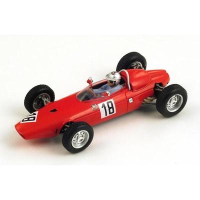 "BRM P57 ""GP. Alemania"" nº 18 Giancarlo Baghetti (1964) Spark 1/43"