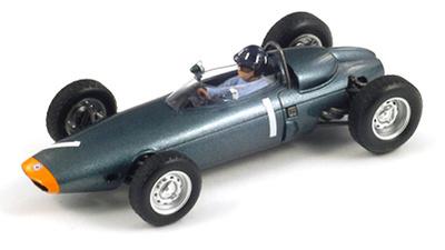"""BRM P57 """"GP. USA"""" nº 1 Graham Hill (1963) Spark 1/43"""