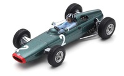 "BRM P61 ""GP. Francia"" nº 2 Graham Hill (1963) Spark 1/43"