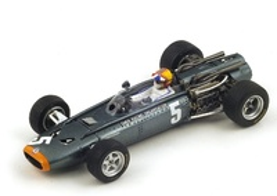 "BRM P83 6º ""GP. Mónaco"" nº 5 Mike Spence (1967) Spark 1:43"