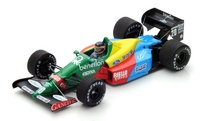 "Benetton B188 ""GP. Canadá"" nº 20 Thierry Boutsen (1988) Spark 1:43"