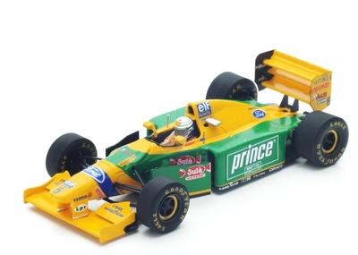 Benetton B193B "GP. Mónaco" nº 6 Riccardo Patrese (1993) Spark 1:43