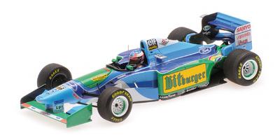 "Benetton B194 ""GP. Australia"" nº 5 Michael Schumacher (1994) Minichamps 1/43"