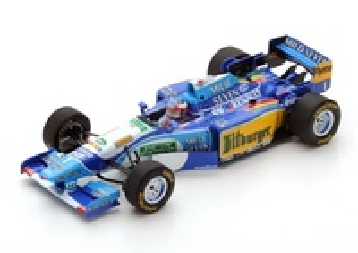"Benetton B195 ""GP Mónaco"" nº 1 Michael Schumacher (1995) Spark 1:43"