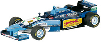 Benetton B195 Nº 1 Michael Schumacher (1995) Minichamps 1/43