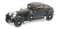 Bentley 6 1/2 Blue Train (1930) Minichamps 1/43