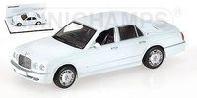"Bentley Arnage (2005) ""White Edition"" Minichamps 1/43"