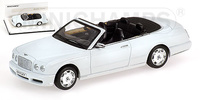 "Bentley Azure ""White Edition"" (2007) Minichamps 1/43"