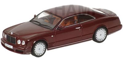 Bentley Brooklands (2007) Minichamps 1/43