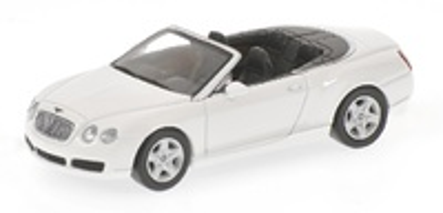 Bentley Continental GTC (2006) Minichamps 1/64
