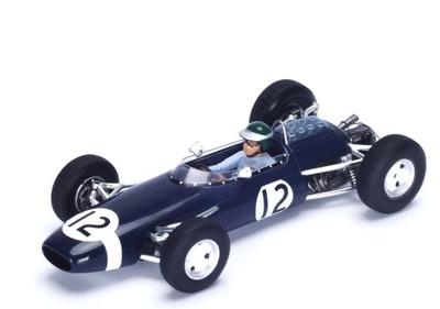 """Brabham BT11 """"GP. Austria"""" n°12 Jochen Rindt (1964) Spark 1:43 (x)"""