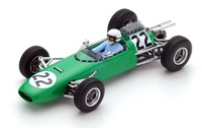 "Brabham BT11 ""GP. Austria"" nº 22 Bob Anderson (1964) Spark 1:43"