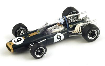 """Brabham BT20 """"1º GP. Mónaco"""" nº 9 Denny Hulme (1967) Spark 1/43"""