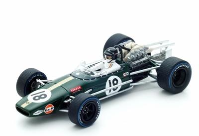"Brabham BT24 ""GP. Holanda"" nº 18 Dan Gurney (1968) Spark 1/43"