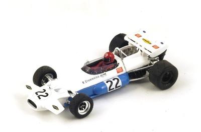 "Brabham BT33 ""GP. Francia"" nº 22 Rolf Stommelen (1970) Spark 1:43"