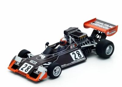 "Brabham BT42 ""GP. Mónaco"" nº 28 John Watson (1974) Spark 1:43"