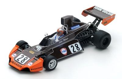 "Brabham BT44 ""GP Italia"" nº 28 John Watson (1974) Spark 1:43"