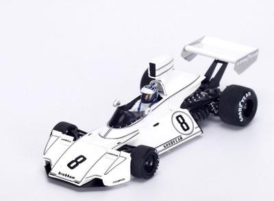 """Brabham BT44 """"GP. Suecia"""" nº 8 Rikky von Opel (1974) Spark 1/43"""