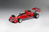 "Brabham BT45 ""GP USA-West"" nº 8 Carlos Pace (1976) True Scale 1/43"
